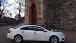 Piękny VW CC na wesele  Żukowo
