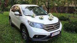 SUV-em DO ŚLUBU HONDA CR V  Ostrów Wielkopolski