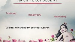 Architekci Ślubni. Dekoracje ślubne, dekoracje kościoła Poznań Poznań, Pobiedziska, Swarzędz
