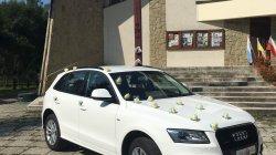 Nowe Audi Q5 białe S-line full opcja  Żywiec