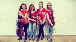 Kwartet smyczkowy Stay Tuned Łódź