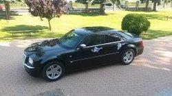 Chrysler 300C wynajem do ślubu, na wesele. Skierniewice i okolice Skierniewice