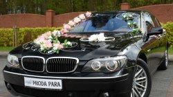 Auto BMW do ślubu Zielona Góra i okolice do 100 km. Zielona Góra