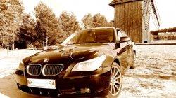 Tanio!! Idealny samochód do ślubu BMW E60 Białystok