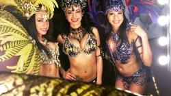 Pokazy samby brazylijskiej - Tancerki samba Art Warszawa