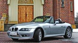 BMW Z3 Cabrio - Sam Prowadzisz samochód Jamesa Bonda Łódź