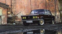 FIAT 125p do wynajęcia wraz z kierowcą Stryków