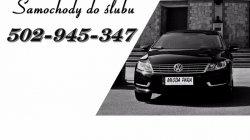 Samochody do ślubu i inne okoliczności Radomsko
