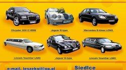 Samochody RETRO do ślubu Zabytkowe auta Luxusowe limuzyny do wynajęcia Sokołów Podlaski