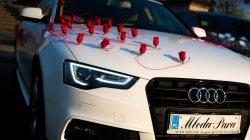 Samochód marzeń na Twój ślub  - LAST MINUTE - 30%  - Audi A6, A5 Kraków