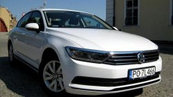 Volkswagen Passat Highline Biała Perła WYPAS Lubin