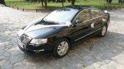 Auto do ślubu - Volkswagen Passat B6 w wersji HIGHLINE Leszno