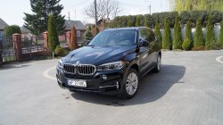 Auto do ślubu- Nowy BMW X5 Sokołów Podlaski