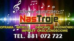 Zespół muzyczny NasTroje Skarżysko-Kamienna Skarżysko-Kamienna