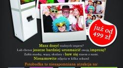 Fotobudka - super atrakcja na wesela Kłodzko