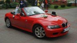 BMW na wesele!! Czerwona Woda