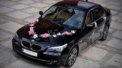 Auto do ślubu Szamotuły