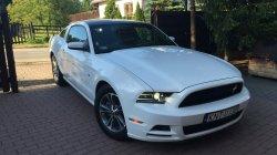 Mustang do ślubu Rabka-Zdrój Rabka