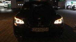 BMW 5 E60 M-PAKIET *CZARNE* Kraków