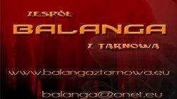 Zespół muzyczny BALANGA Tarnów