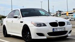 Auto do Ślubu BMW M5 *V10*, samochód na Wesele Kraków