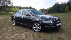 Audi A6 do Ślubu Siemianowice Śląskie