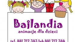 Bajlandia - animacje dla dzieci Brzozów