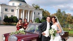 Mercedes Skrzydlak z 1965 roku do ślubu!!! Inowrocław