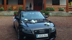 Audi A5 S-line do ślubu Ustroń