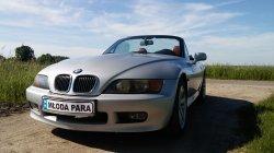 BMW Z3 - auto do ślubu kabriolet !! Ostrów Wielkopolski