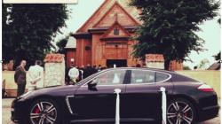 Auta do ślubu Łódź