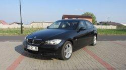 Czarna Limuzyna BMW E90 TANIO Ostrów Wielkopolski Ostrów Wielkopolski