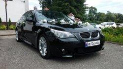 Auto do ślubu na wesele BMW 5 M-pakiet Wieluń, Działoszyn, Pajęczno  Działoszyn
