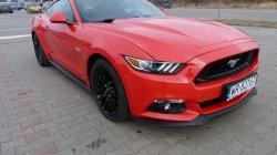 Mustang do wynajęcia na ślub Starachowice