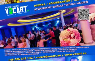 VOCART Artists & Events - Zespół / DJ / Konferansjer Warszawa
