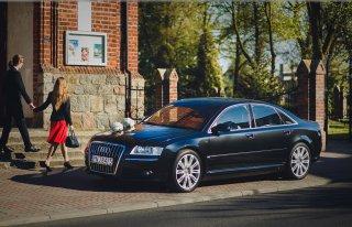 Audi A8 Konin i okolice Konin