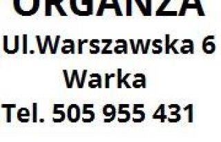 Organza - Studio Urody Warka