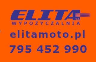 Wypożyczalnia samochodów i busów ELITA Chojnice