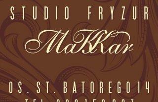 Studio Fryzur Makkar Poznań