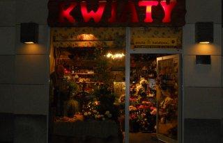 """Kwiaciarnia """"chata w kwiatach"""" Pruszków"""