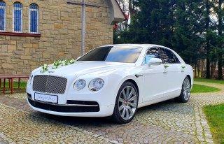 Bentley, Maserati, Jaguar, Phantom- Najlepsze auta do ślubu  Bydgoszcz