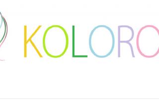 Kolorowa  fryzjerstwo damsko-meskie Jedwabne