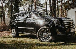 Cadillac Escalade Platinium NA ŚLUB! Warszawa