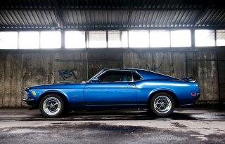 Mustang 1970 SR, 5.8L, V8 - gwiazda filmowa :) Warszawa
