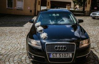 Samochód do Ślubu AUDI A6 S-line Tychy