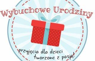 Wybuchowe Urodziny - Imprezy i Urodziny dla Dzieci Szczecin Mierzyn