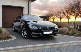 BMW 640 grand coupe Grójec