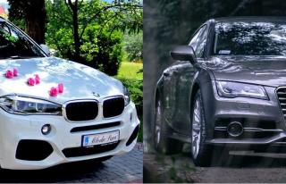 Audi A7 BMW X5 500zł - całość Limanowa