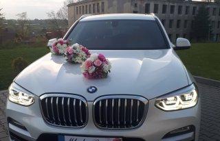 BMW X3 do Ślubu  Kraków