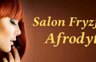 """Salon Fryzjerski """"Afrodyta"""" Wągrowiec"""